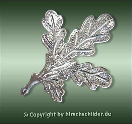 KDB01_Eichenlaub_ Keilerabdeckung_leichtes_Aluminium